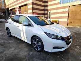 Владивосток Nissan Leaf 2018