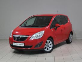 Рязань Opel Meriva 2011
