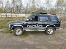 Омск Terrano 1991