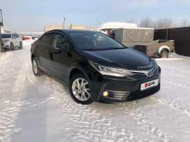 Иркутск Corolla 2017