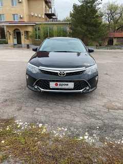 Саратов Toyota Camry 2017