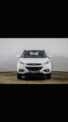 Челябинск Hyundai ix35 2014