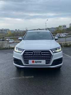 Владивосток Audi Q7 2017