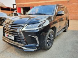 Уссурийск Lexus LX450d 2016
