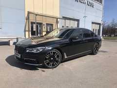 Санкт-Петербург BMW 7-Series 2016