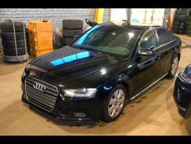 Мурманск Audi A4 2012