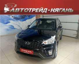 Нягань Hyundai Creta 2021