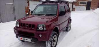 Красноярск Jimny Wide 1998