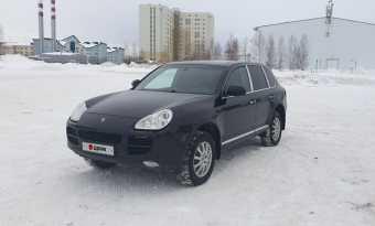 Ханты-Мансийск Cayenne 2005