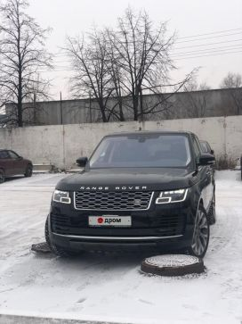 Новокузнецк Range Rover 2018