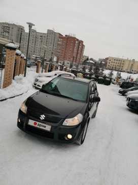 Новосибирск SX4 2008