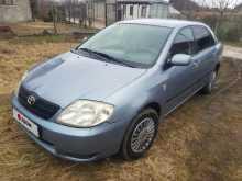 Краснодар Corolla 2004