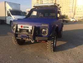 Екатеринбург 4x4 2121 Нива 2011