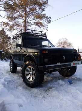 Дальнереченск 4x4 2121 Нива 1987