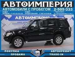 Красноярск Pajero 2011