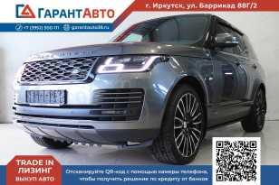 Иркутск Range Rover 2018