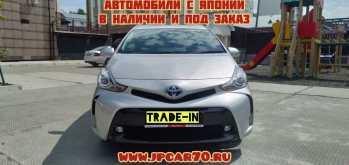 Томск Prius Alpha 2016