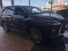 Владивосток Lexus LX570 2018