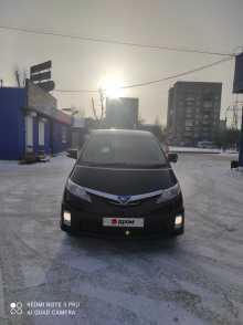Иркутск Estima 2012