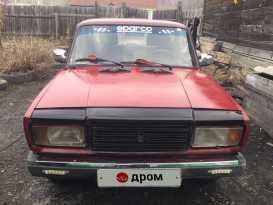 Усть-Кокса 2107 2005
