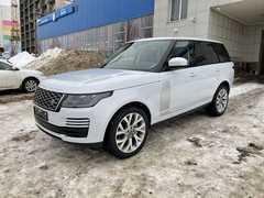 Набережные Челны Range Rover 2021