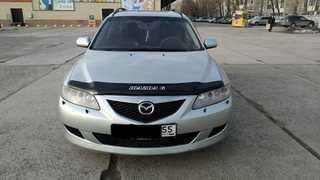 Омск Mazda6 2004