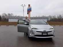 Санкт-Петербург Prius 2017