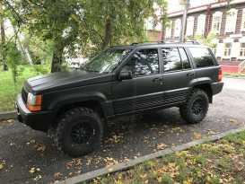 Томск Grand Cherokee