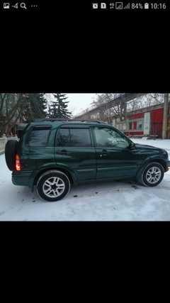 Иркутск Tracker 2001