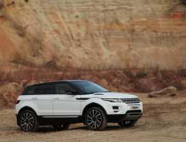 Благовещенск Range Rover Evoque