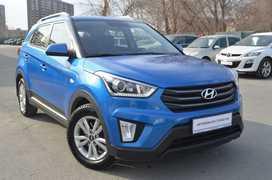 Новосибирск Hyundai Creta 2018