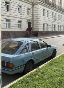 Москва Sierra 1984