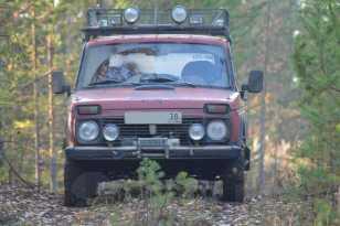 Усть-Илимск 4x4 2121 Нива 1988