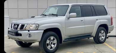 Казань Nissan Patrol 2005