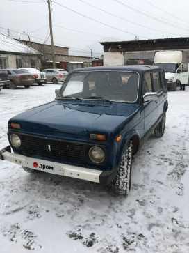 Усть-Кут 4x4 2131 Нива 2002