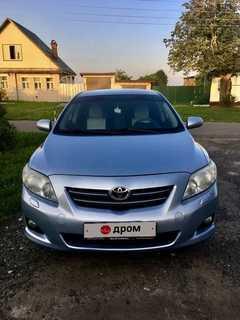 Ковров Corolla 2008