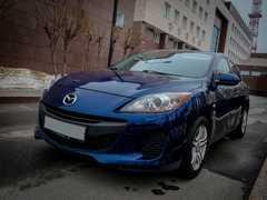 Новый Уренгой Mazda3 2013