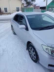 Челябинск Corolla Axio 2009