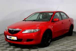Нижний Новгород Mazda6 2007