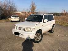 Новосибирск Pajero iO 2001