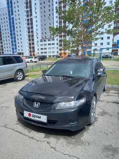 Барнаул Honda Accord 2007