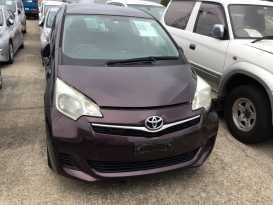 Селенгинск Toyota Ractis 2011