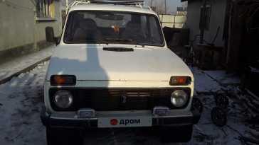 Приаргунск 4x4 2121 Нива 2001