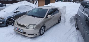Москва Corolla Runx 2001