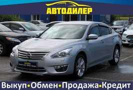 Новокузнецк Teana 2014