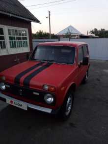 Кореновск 4x4 2121 Нива 1990