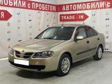 Москва Almera 2004