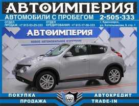 Красноярск Juke 2012