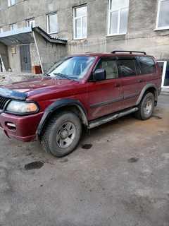 Кемерово Montero Sport 2002