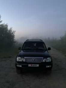 Дагестанские Огни LX470 2006